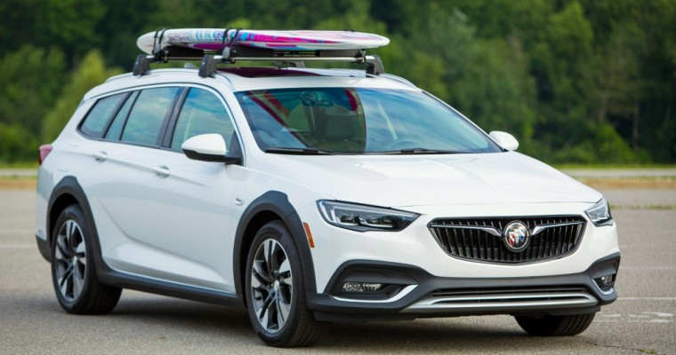 GM Offers Up to $10,000 Off for the Buick Regal TourX