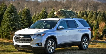 Chevy Offers Tips For Transporting Your Christmas Tree