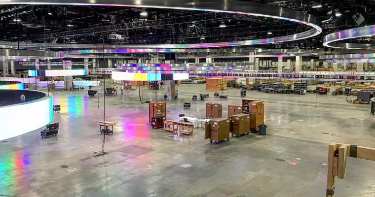 Forget Christmas – Detroit is Getting Ready for an Auto Show