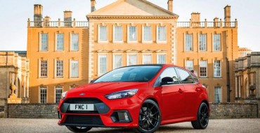 Ford Focus RS Red Edition is a Limited Edition Ford Focus RS That is Also Red