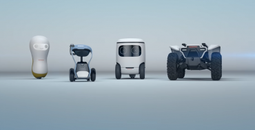 Honda Just Unveiled Four Adorable Robots Ahead of CES 2018