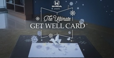 This Honda Holiday Video About Kids With Cancer Will Make You Cry