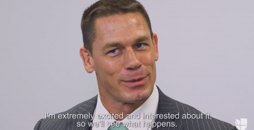 John Cena on Ford Lawsuit: They're Really Doing Some Great Stuff with Lincoln, Huh?