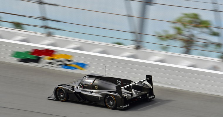 Mazda Team Joest Announces Drivers for RT24-P Prototypes for 2018