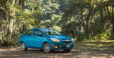 The 2018 Chevrolet Aveo Has 35 (Yes, You Read That Right, 35) Improvements