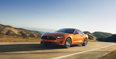 2018 Ford Mustang Overview