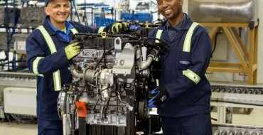 Ford Struandale Engine Plant Builds 500,000th Duratorq TDCi