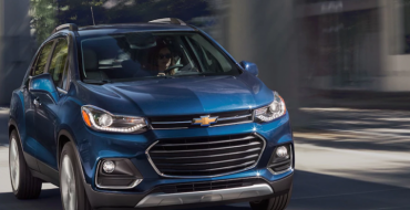 2018 Chevrolet Trax Overview