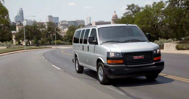 GM Cargo Vans Are Growing in Demand Thanks to Amazon