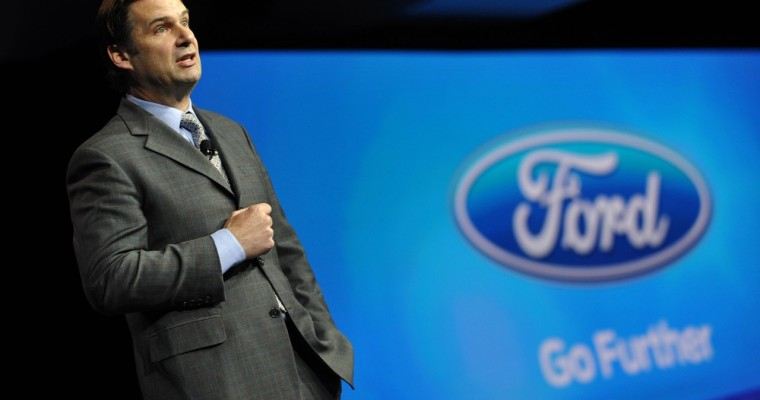 """Ford Further Outlines Its Ideas for """"Operational Fitness"""" at Deutsche Bank Global Auto Industry Conference"""