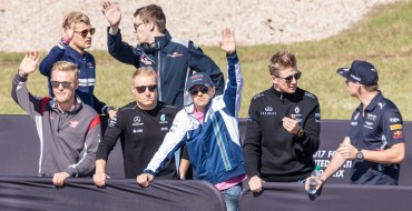 Formula One to Set Minimum Driver Weight Requirement for 2019