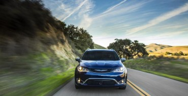 "Chrysler Pacifica Earns ""Family Car of Texas"" Title from TAWA for a Third Consecutive Year"