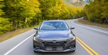Honda Accord Named 2018 Car of the Year