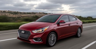2018 Hyundai Accent Overview