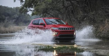 The Jeep Compass Set a New Sales Record During May