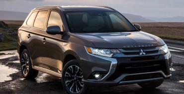 2018 Mitsubishi Outlander PHEV Overview