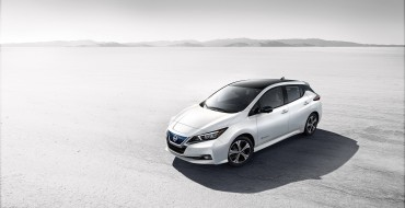 Nissan Leaf Deemed 2018 Green Car of the Year by Automotive Journalists at NAIAS