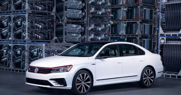 Special-edition 2018 Volkswagen GT Debuts at North American International Auto Show