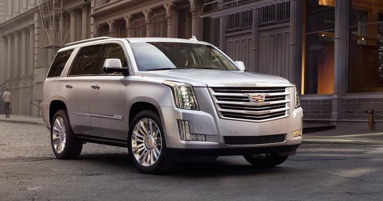 2020 Cadillac Escalade Reportedly $10,000 More Than the Current Escalade Model