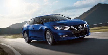 2018 Nissan Maxima Overview