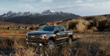 Chevrolet Finally Reveals Engine Options for the 2019 Silverado 1500