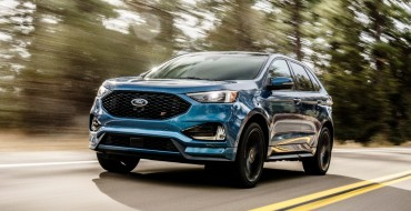 [PHOTOS] So, Uh, The 2019 Ford Edge ST Is a Thing That is Happening