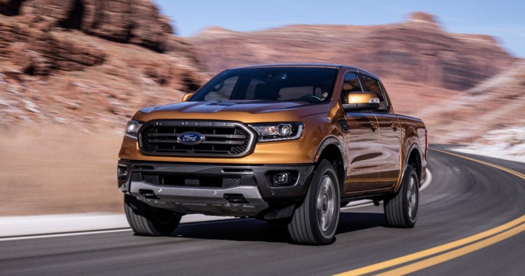 [Video] Ford Torture-Testing Ranger for Grand Return to American Soil