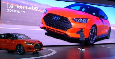 The Redesigned Hyundai Veloster Is the Hottest Car You'll See at NAIAS