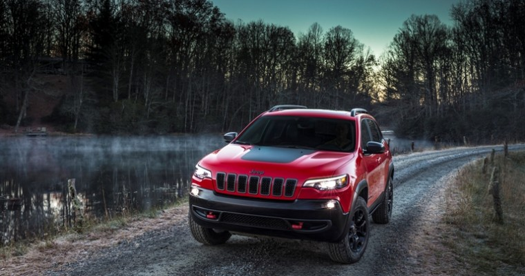 Jeep Reveals More Details Surrounding the 2019 Cherokee at the Detroit Auto Show