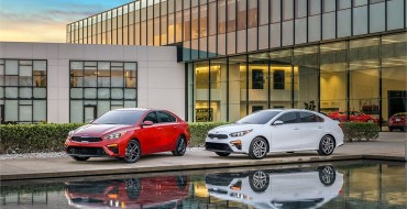 2019 Kia Forte Rolls into North American International Auto Show