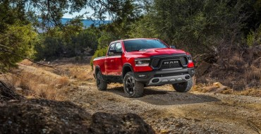 2019 Ram 1500 Rebel Named Texas Off-road Truck of the Year