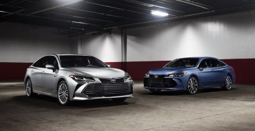 Toyota Launches All-New 2019 Avalon in Detroit