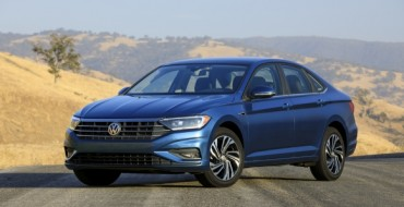 2019 Volkswagen Jetta Makes Bold Showing at North American International Auto Show
