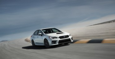 """2018 Subaru Impreza and WRX Earn Spots on """"Best Resale Value"""" List from Kelley Blue Book"""