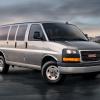 2018 GMC Savana Passenger Van Overview
