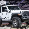 Jeep Brings the Brand-New Wrangler to the Consumer Electronics Show
