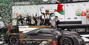 Cadillac Brings Home the Win From Daytona