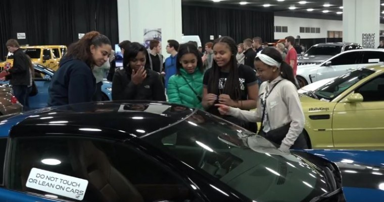 """North American International Auto Show Hosts """"Education Day"""" on January 24th"""