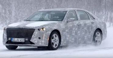 New 2.0-Liter Turbo Engine Joins Twin-Turbo V8 in 2019 Cadillac CT6 Lineup