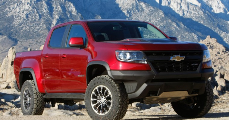 Save on the Chevy Colorado ZR2 This Month