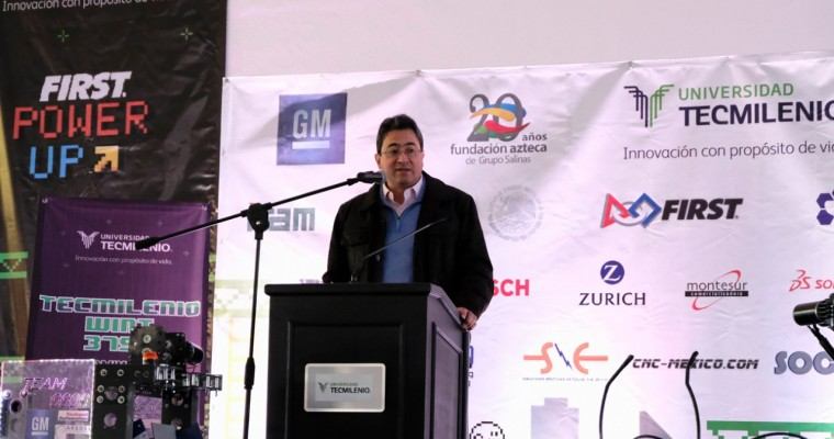 General Motors Mexico Supporting 11 Teams in 2018 FIRST POWER UP Challenge