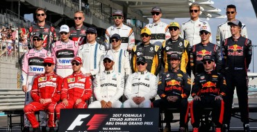 Breaking Down the Official 2018 Formula One Driver Lineup