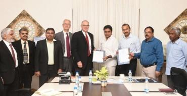 Ford Signs Memorandum of Understanding with Hyderabad Metropolitan Development Authority