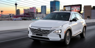 Sales Have Officially Begun for the Hyundai NEXO Fuel Cell Electric Vehicle