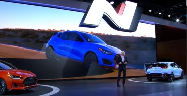 Hyundai Surprises Detroit with N Performance Brand Arrival in USA
