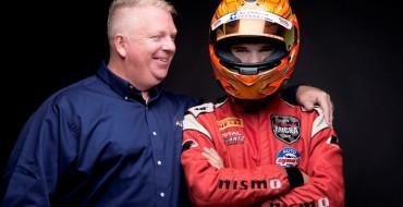 Meet Austin Riley, Canada's First Autistic Racecar Driver
