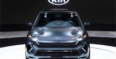 Kia Motors' All-Electric Concept Car and Future Mobility Plans Debut at CES 2018
