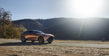 [PHOTOS] The Lexus LF-1 Limitless Concept Is the Brand's Molten Future