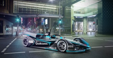 New Formula E Electric Cars Look from the Future