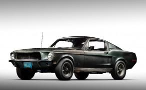 Original McQueen Bullitt Mustang Sells for $3.74M